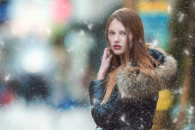 Bądź modny zimą - najmodniejsze płaszcze zimowe