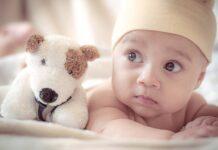 oklepywanie dziecka