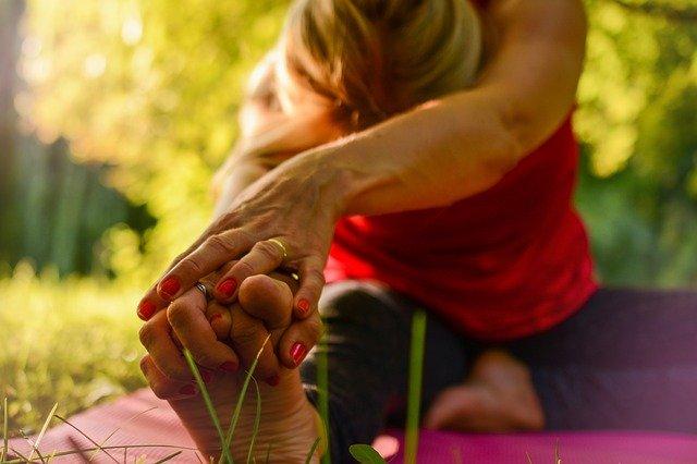 Ćwiczyć można wszędzie i o każdej porze